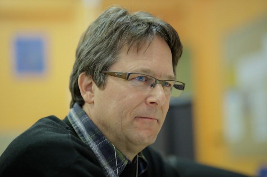 André Frappier, le nouveau visage de Québec solidaire