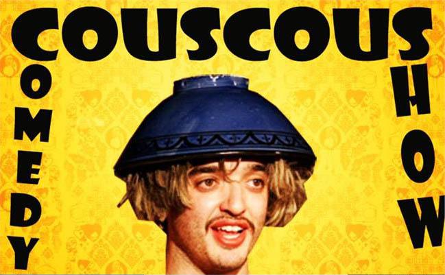 Couscous Comedy Show: le spectacle d'une vie!