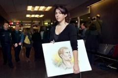 Delphine Bergeron, illustratrice judiciaire
