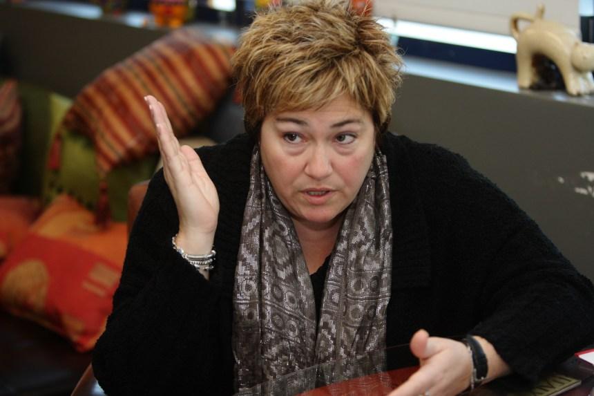 Anie Samson: «Montréal a besoin de sang neuf»