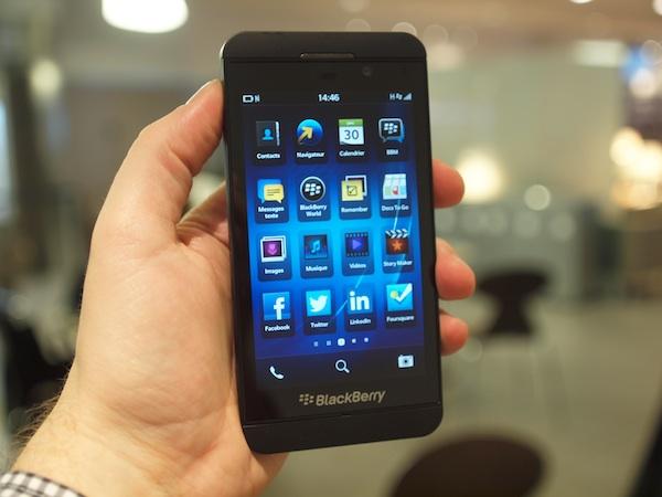 BlackBerry 10: les 12 travaux de BlackBerry