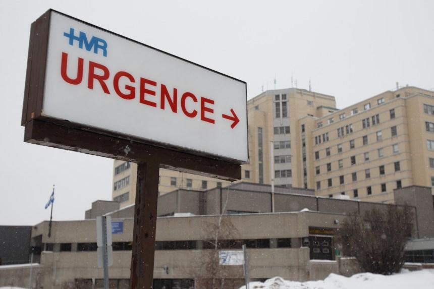 Urgences : 180 % d'occupation dans l'est de Montréal