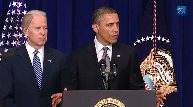 En vidéo : le plan d'Obama pour le contrôle des armes