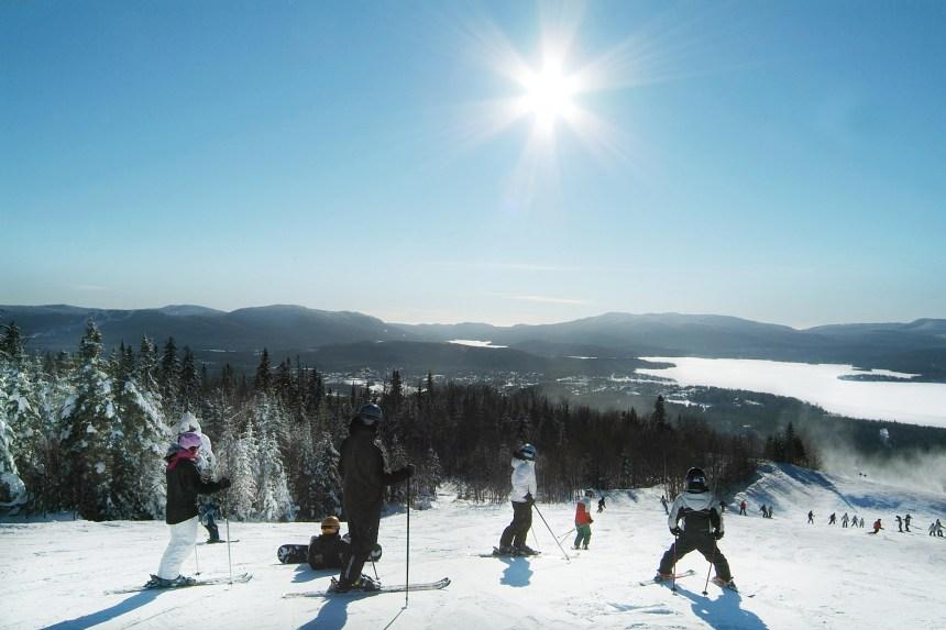 Le meilleur de l'hiver dans Lanaudière!