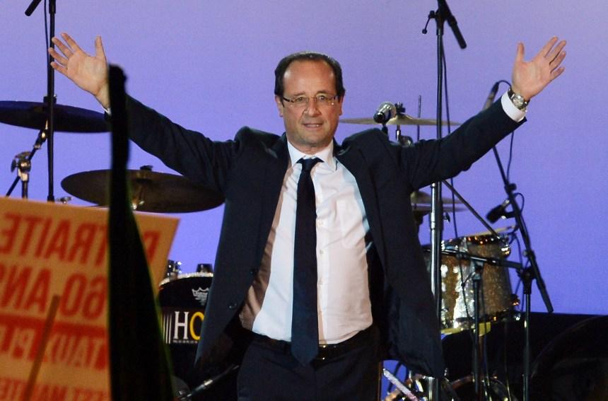 Le jour où François Hollande est devenu prince