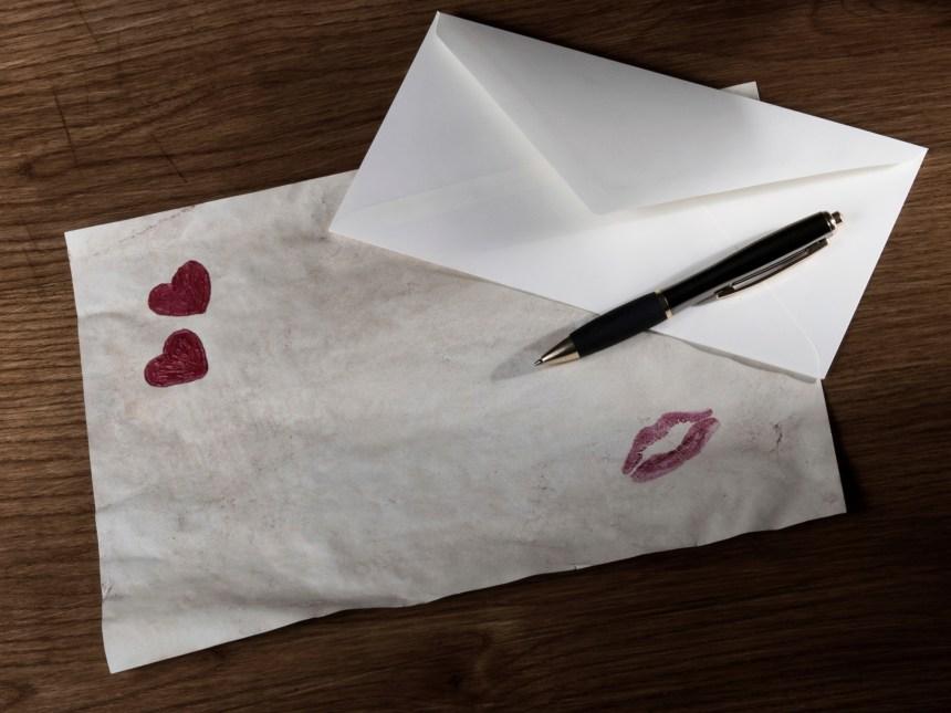 L'art perdu de la lettre d'amour