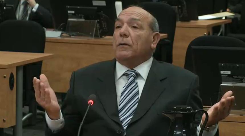 Nic Milioto: la mafia, connais pas