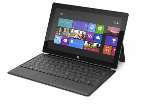 La Microsoft Surface avec Windows 8 Pro arrive demain au Canada
