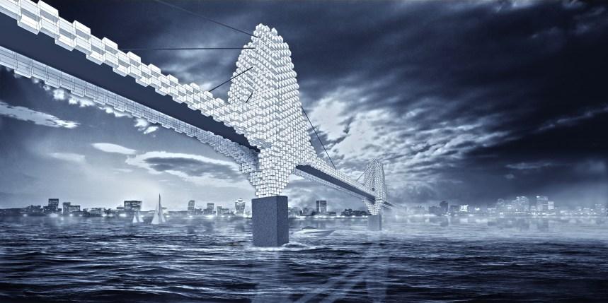Un pont Champlain habité, prise 2