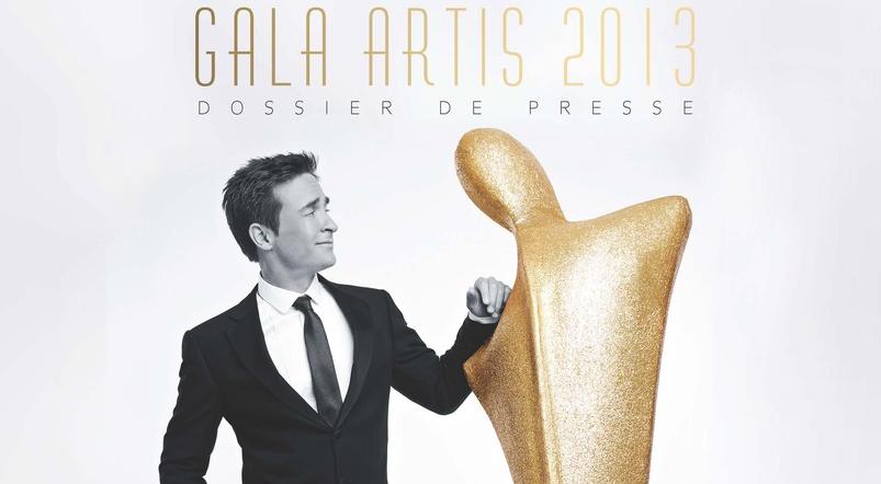 Gala ARTIS 2013 – les nominations sont connues!