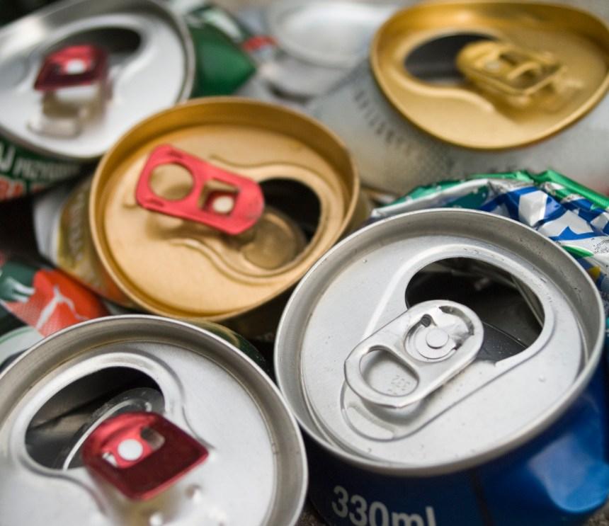 Collecte de contenants consignés au profit d'organismes locaux
