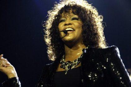 Whitney Houston en tournée en 2020 grâce à un hologramme