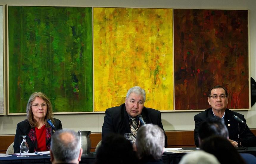 La Commission de vérité et réconciliation à Montréal