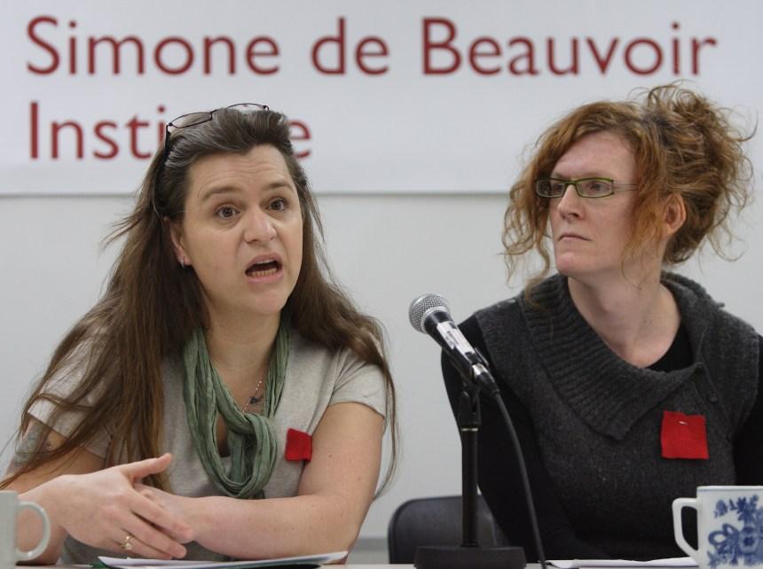 L'institut Simone-De Beauvoir se prononcera sur la prostitution en Cour Suprême