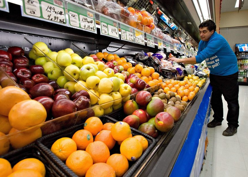 Comment «acheter canadien» à l'épicerie?