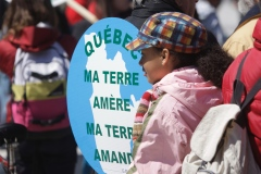 Décompte vers un Jour de la Terre «prometteur» à Montréal