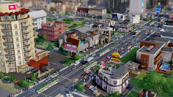 SimCity sur Mac: lancement le 11 juin
