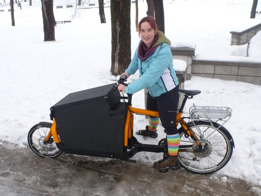 Périple eurasiatique en vélo