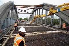 Le pont Jolicoeur, un pont à l'indice d'état critique