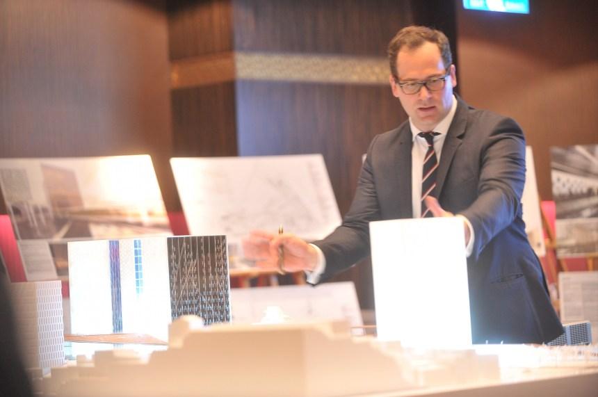 Visite libre à Montréal avec l'architecte Maxime-Alexis Frappier
