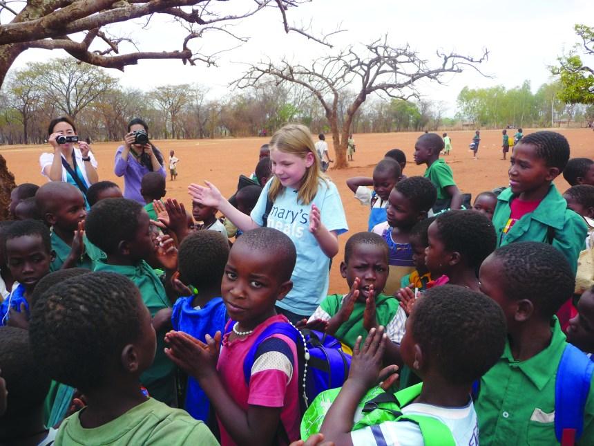 Martha Payne, blogueuse sur l'alimentation à 10 ans