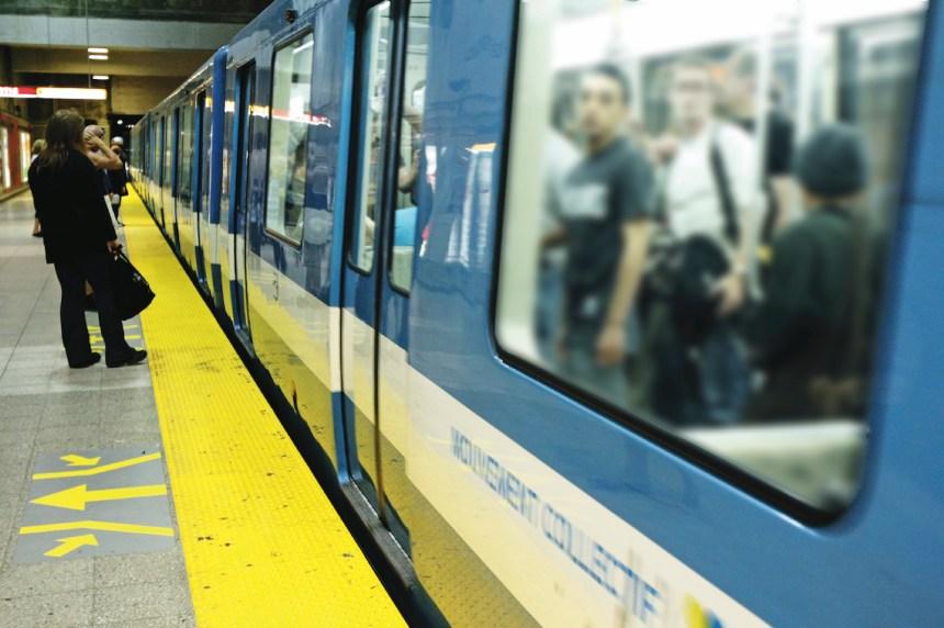 Les usagers du métro, des rats de laboratoire
