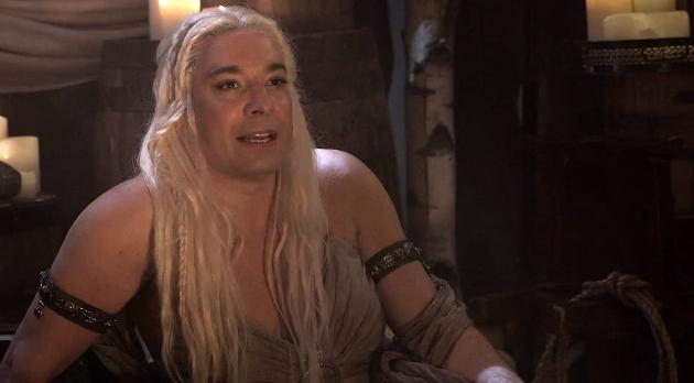 En vidéo : une parodie de Game of Thrones avec Jimmy Fallon