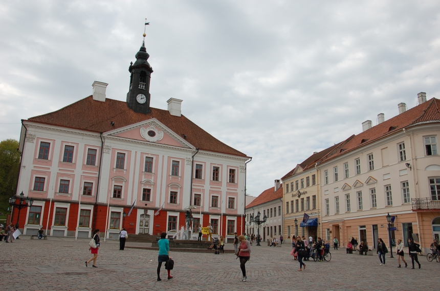 Tartu, l'âme culturelle de l'Estonie