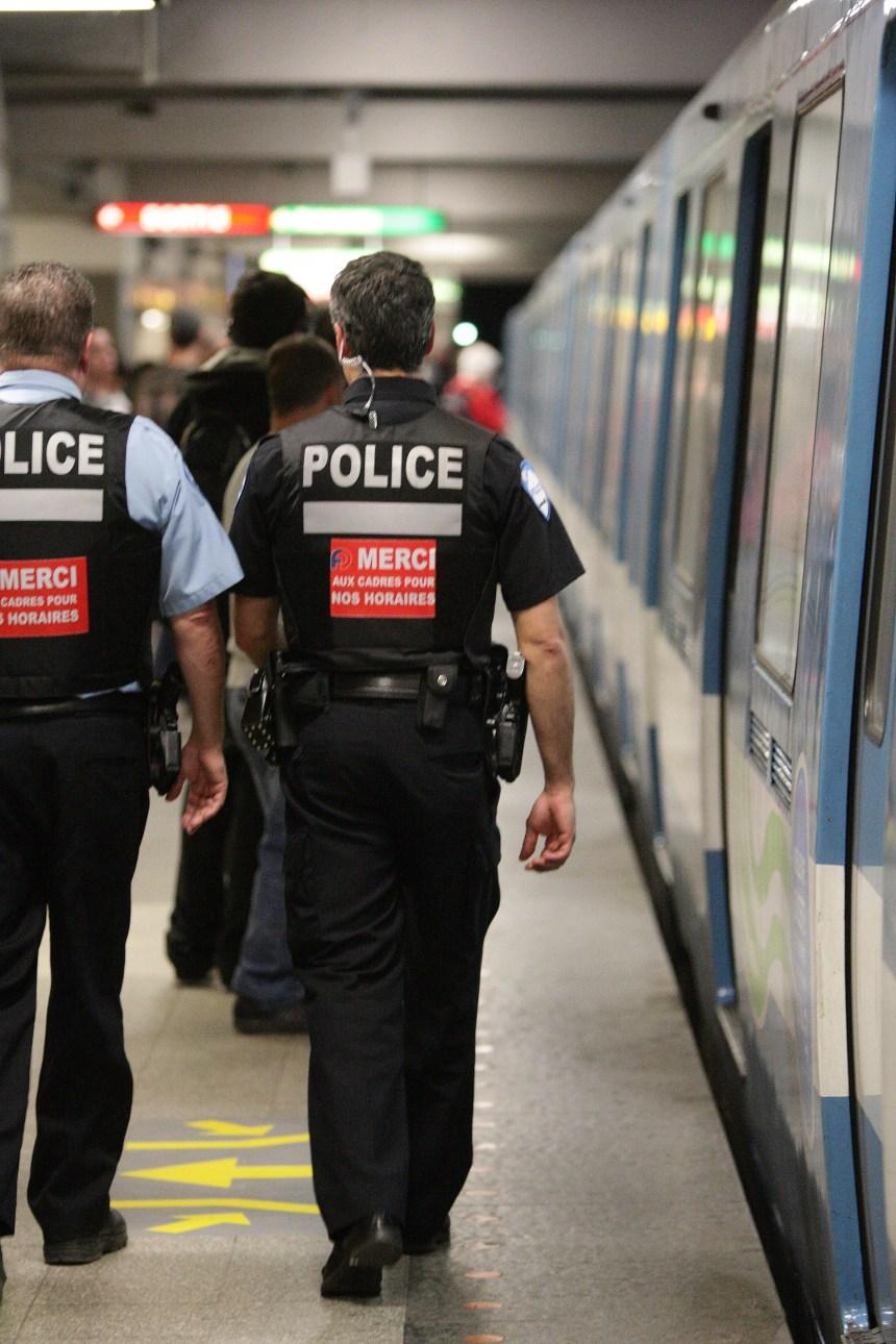 Exclusif: La criminalité a chuté de 30 % dans le métro