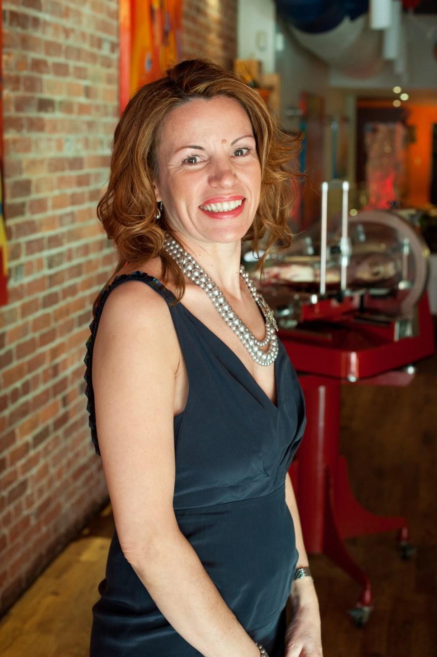 Helena Loureiro se prête au jeu de la tague gastronomique