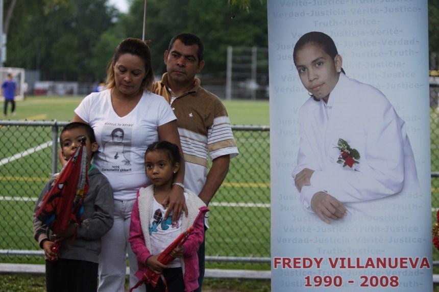 Affaire Villanueva: Huit policiers se présenteront en déontologie