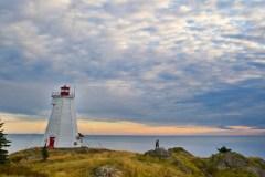 Deux îles pour décrocher au Nouveau-Brunswick