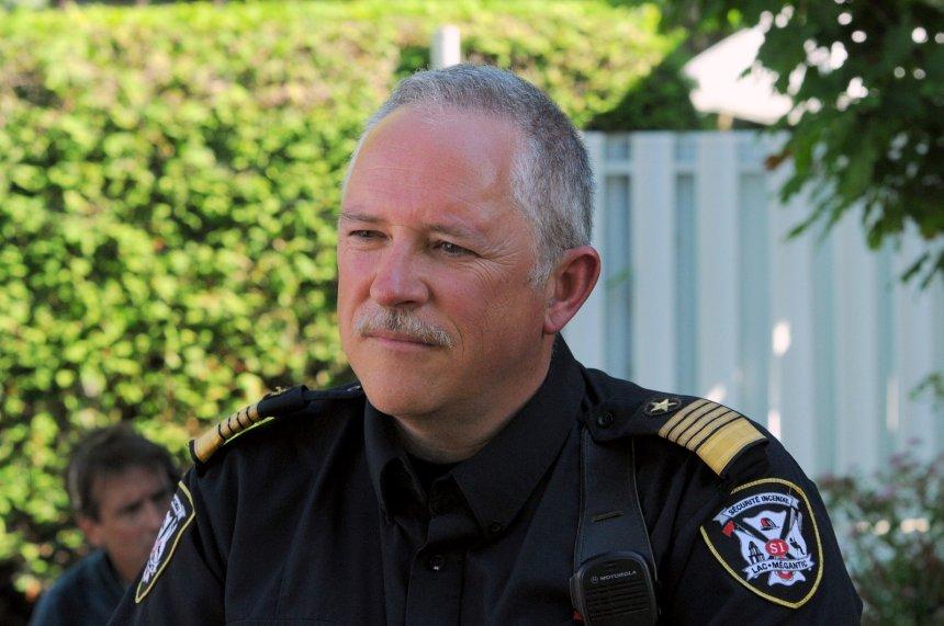 Le chef des pompiers de Lac-Mégantic raconte la soirée du déraillement