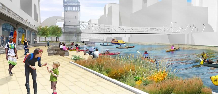 S'inspirer de Toronto et de Chicago pour la promenade du Vieux-Port