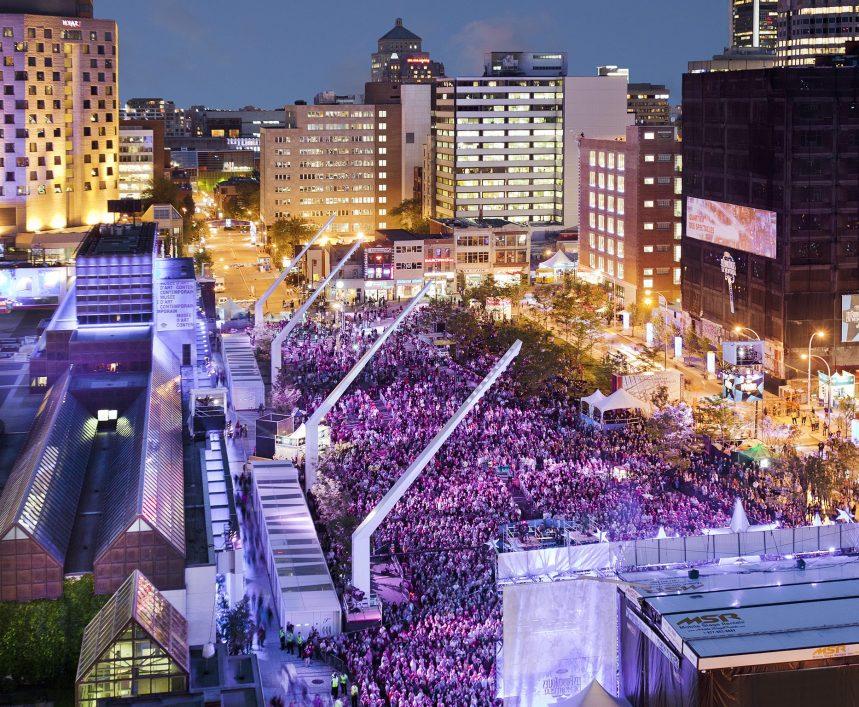 Baisse de la fréquentation des spectacles à Montréal et Québec, stabilité ailleurs