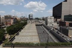 Recouvrement de l'autoroute Ville-Marie: les travaux commencent en 2016
