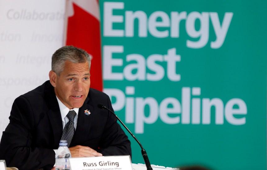 Québec, voie de passage du pétrole albertain?