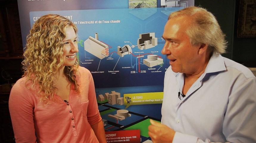En vidéo: Valoriser les biogaz des sites d'enfouissement