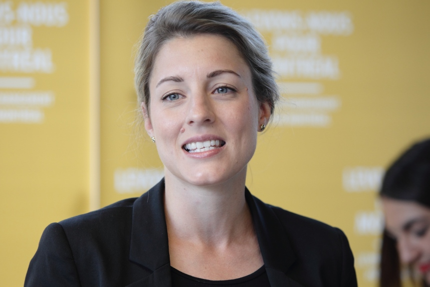 Mélanie Joly a maintenant 26 candidats