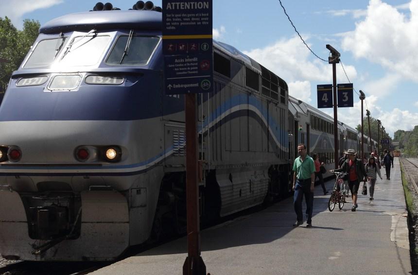 Nouveaux horaires de train sur la ligne de Saint-Jérôme