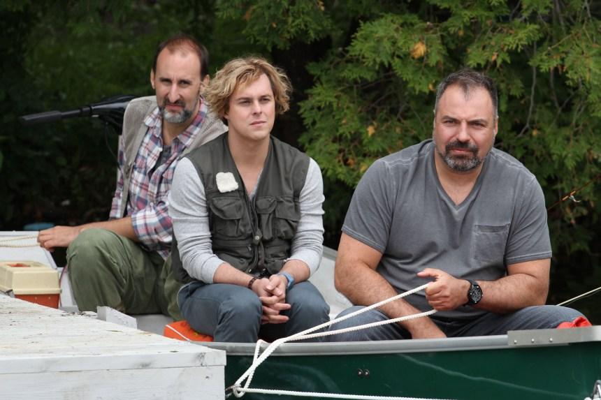 Les pêcheurs: beau, bon, mais drôle?