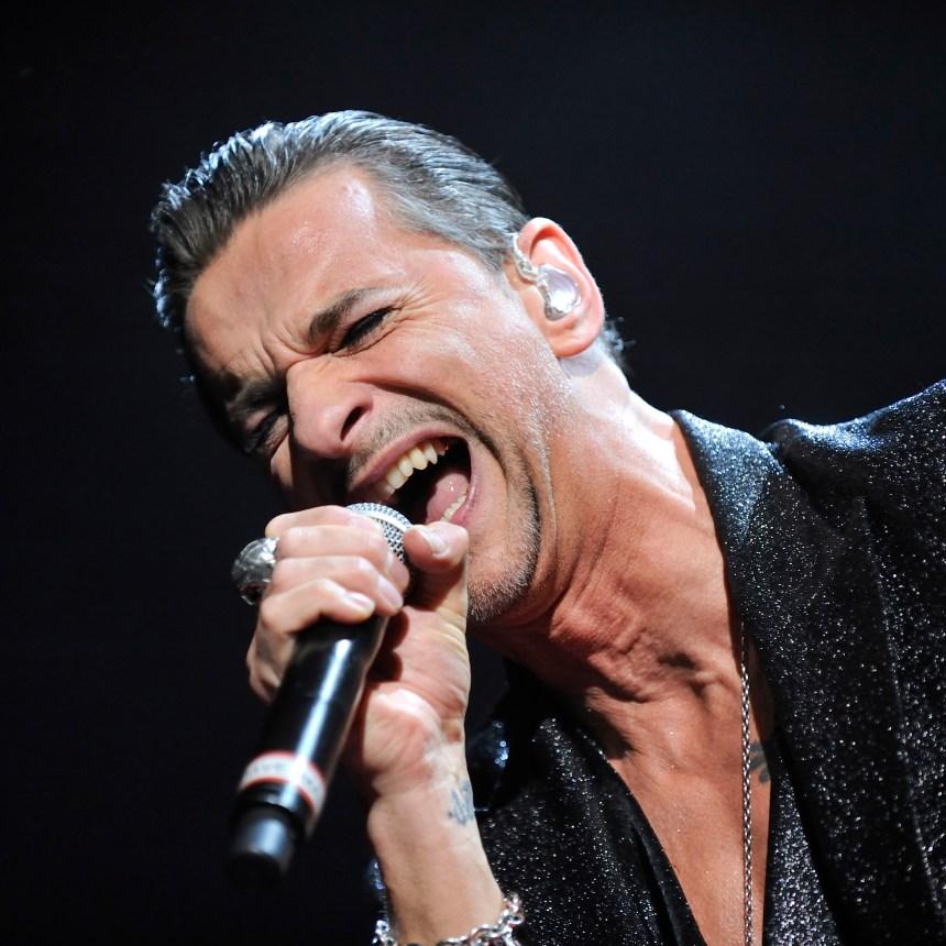 Depeche Mode: de l'énergie à revendre