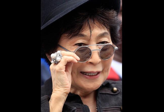 Yoko Ono considère les Beatles comme ses frères