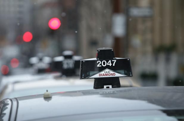 Taxi Diamond: électrique ou hybride d'ici 2020