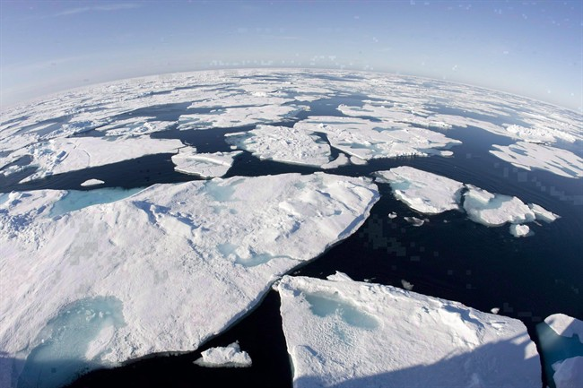 40 ans de données sur la glace polaire compromises