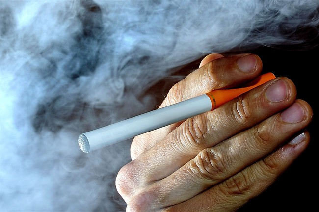 Montée de la popularité de la e-cigarette