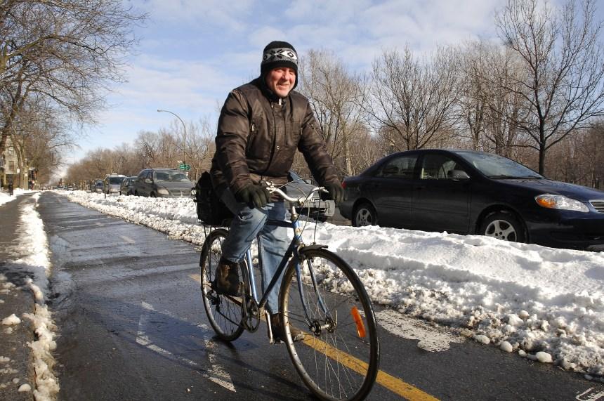 Vélo Québec crée un premier tour cycliste d'hiver