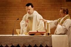Aller à la messe… une fois par année