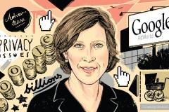 Susan Wojcicki de Google: «Nous créons le futur»