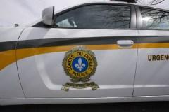 Une femme est arrêtée après un délit de fuite en Beauce
